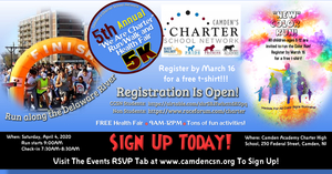 Register Now for our April 4th 5K, Color Run, Fun Walk, and Free Health Fair