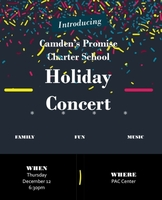 Please Join Us for Camden's Promise Holiday Concert
