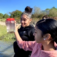 Camden Academy AP Environmental Science class visits Corson's Inlet
