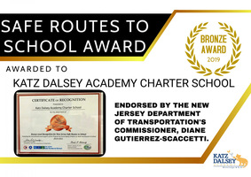 2019 New Jersey Safe Routes to School Award
