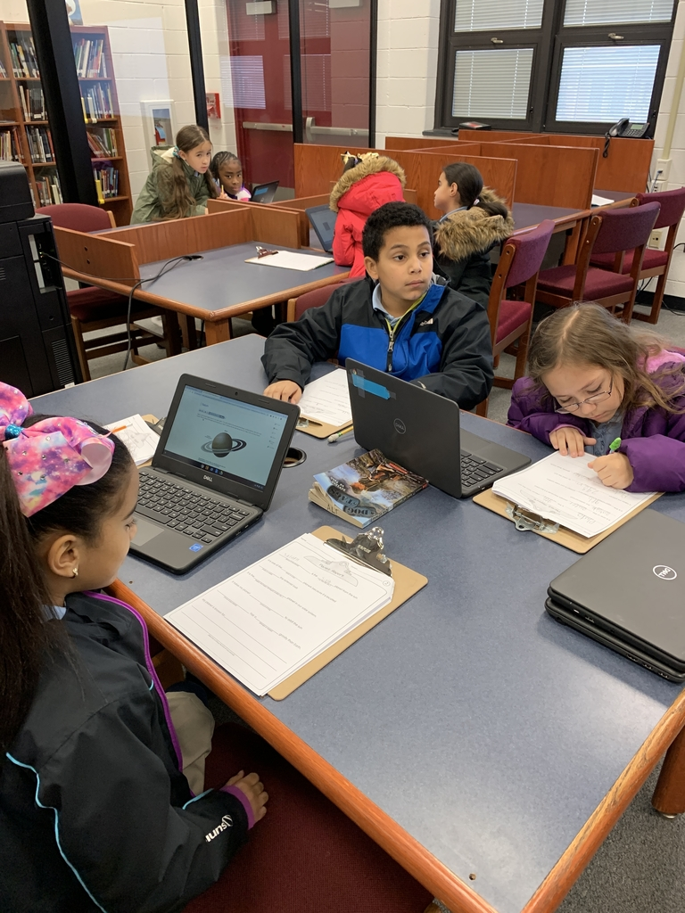 2-4 Visits the PAC Library for planet research
