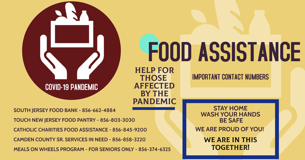 Food Assistance Contact Information